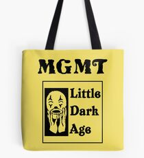 MGMT - Little Dark Age Tote Bag