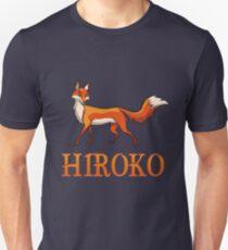 Hiroko Fox Unisex T-Shirt