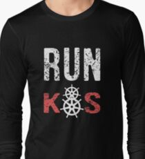 RUN k8s Long Sleeve T-Shirt