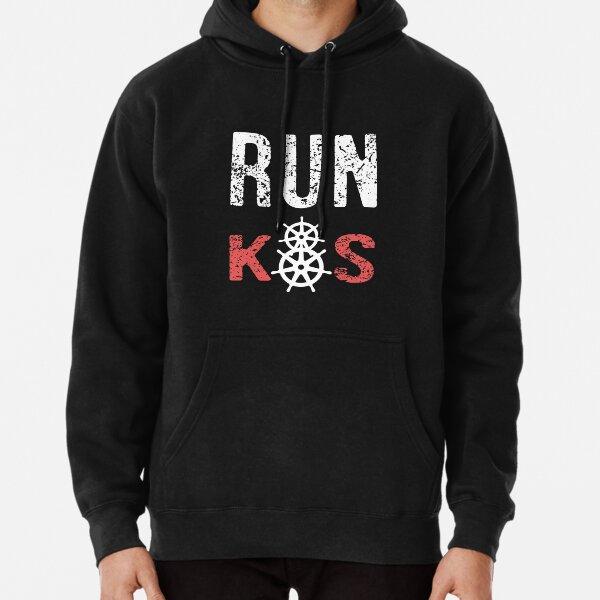 RUN k8s Pullover Hoodie