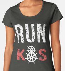 RUN k8s Women's Premium T-Shirt