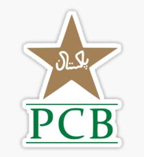 Pakistan Cricket Sticker