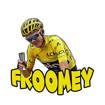 Froomey - Chris Froome by AKindChap