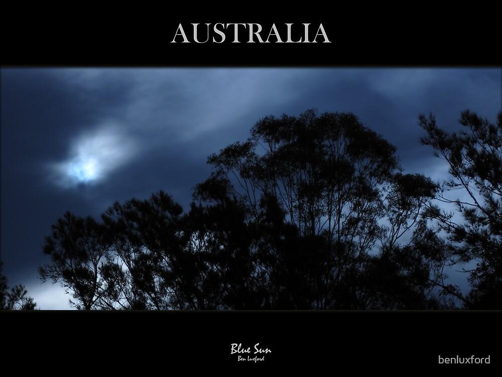 Blue Sun by benluxford