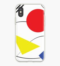 GEOstracto iPhone Case