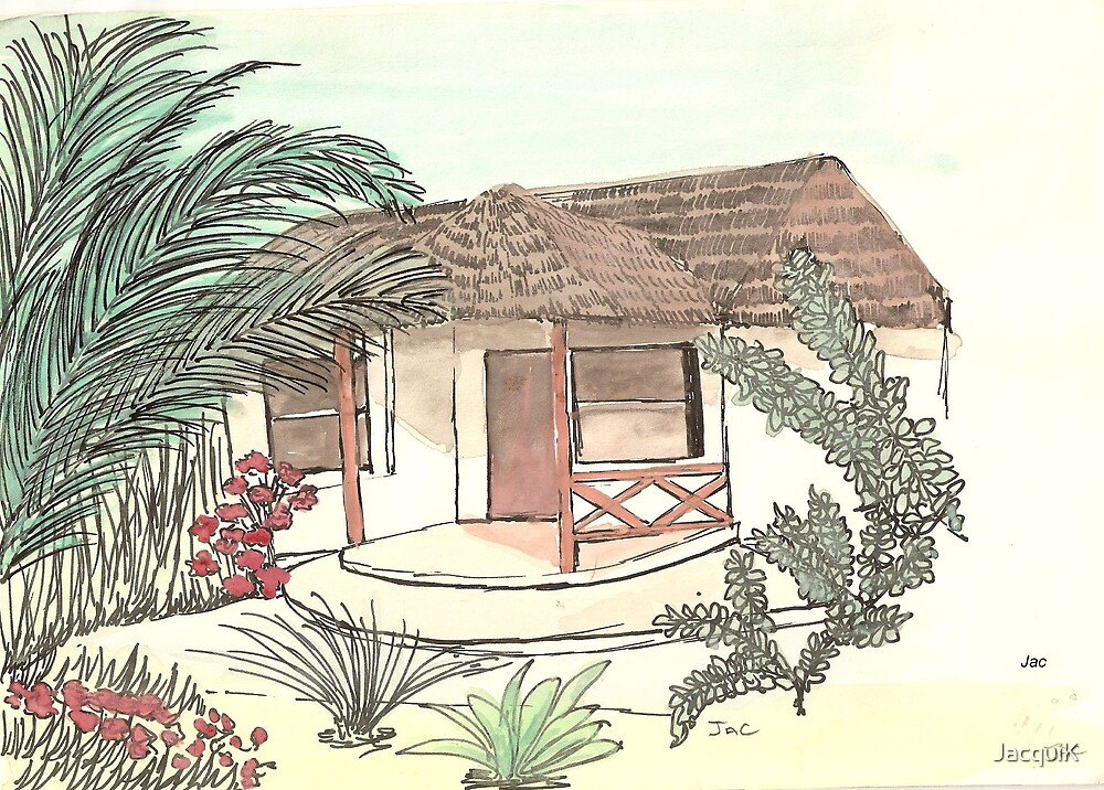 Tropical Home by JacquiK