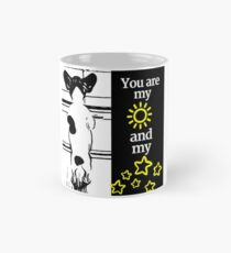 You are my sun and my stars Tasse
