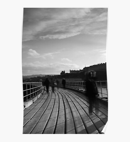 The Ghosts of Whitby Pier Poster