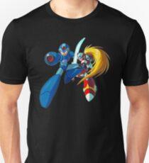 Mega Man X & Zero SNES Unisex T-Shirt