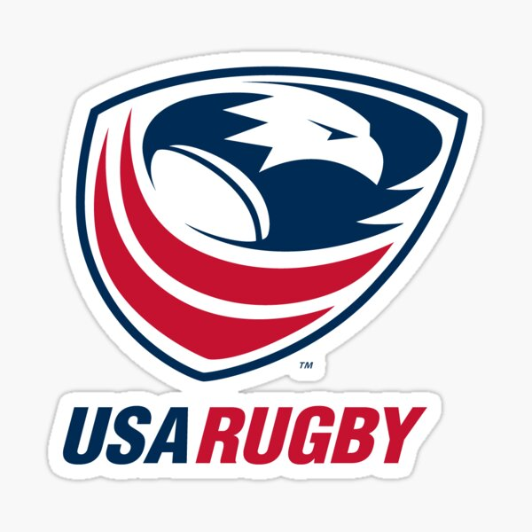 USA Rugby Sticker