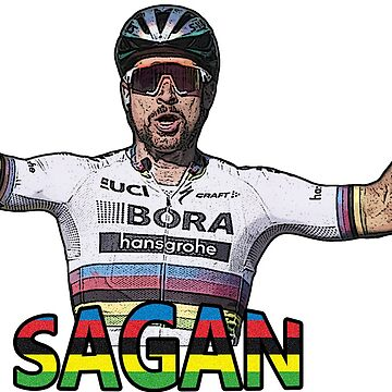 Peter Sagan - World Champion by AKindChap