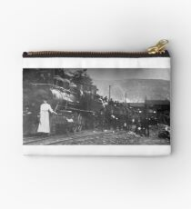 The Train to Witteville Studio Pouch