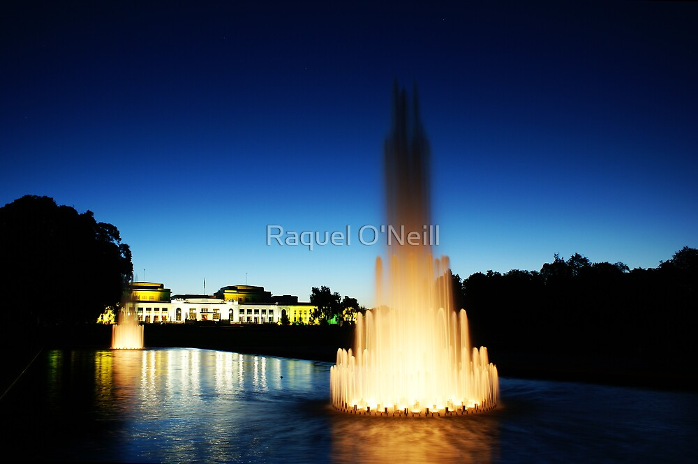 Old Parliament House by Raquel O'Neill