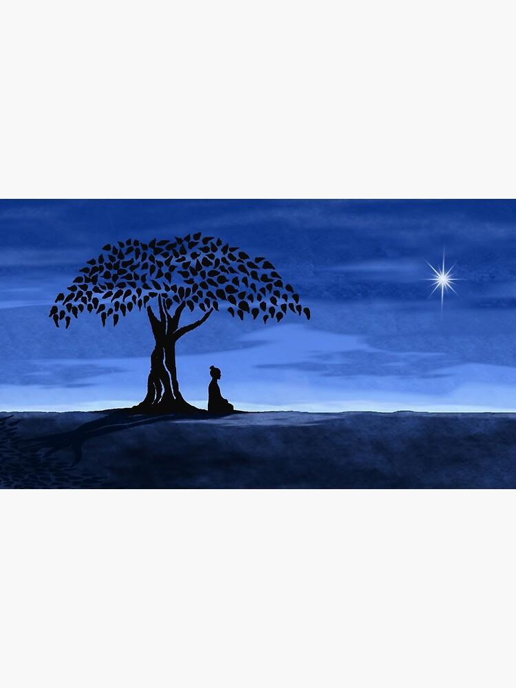 Buddah tree by russ867