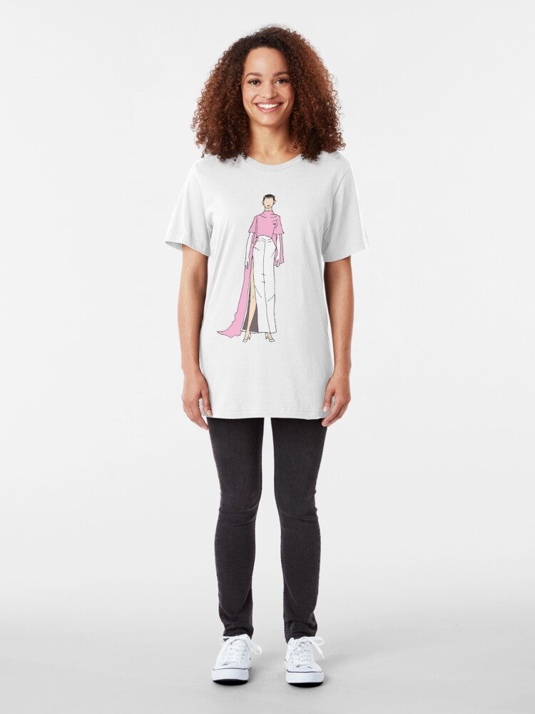 Alternate view of Audrey 3 Slim Fit T-Shirt