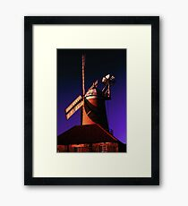 denver mill  Framed Print