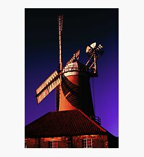 denver mill  Photographic Print