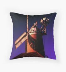 denver mill  Throw Pillow
