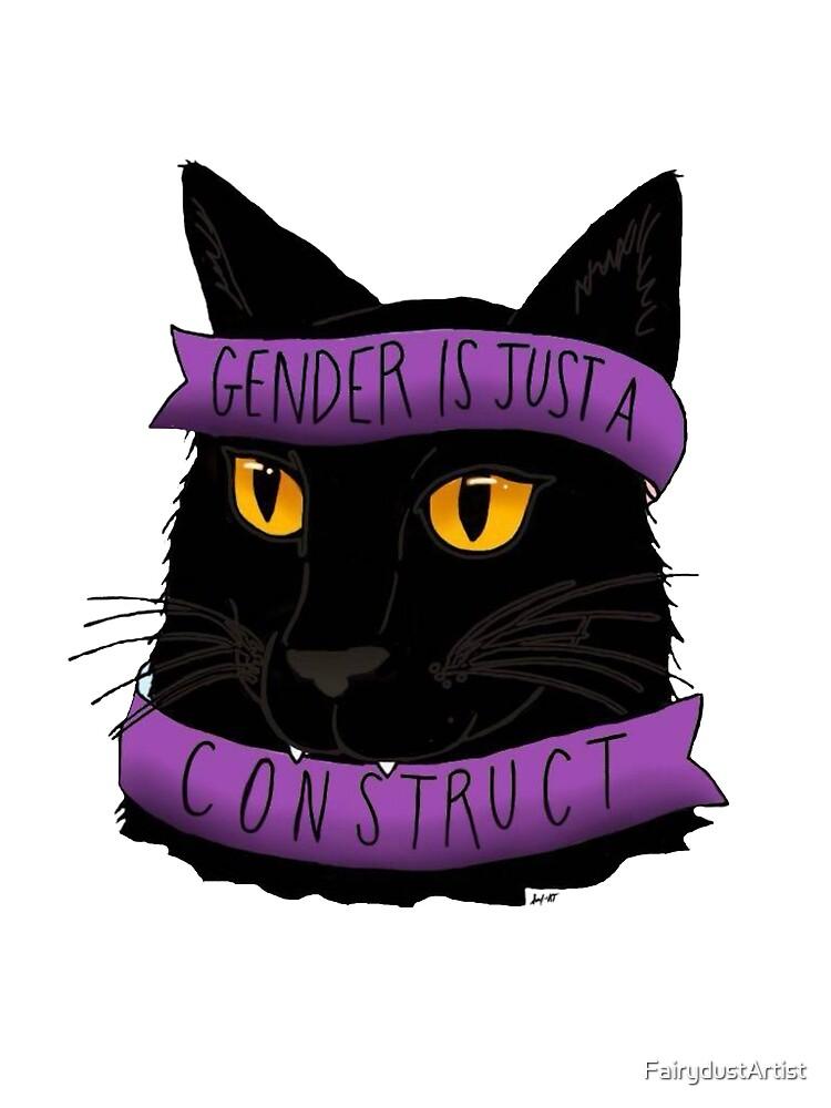 Feminist Feline by FairydustArtist