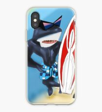 Sharky iPhone Case