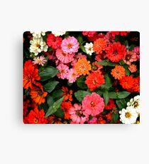 """Flowers 1""  Canvas Print"