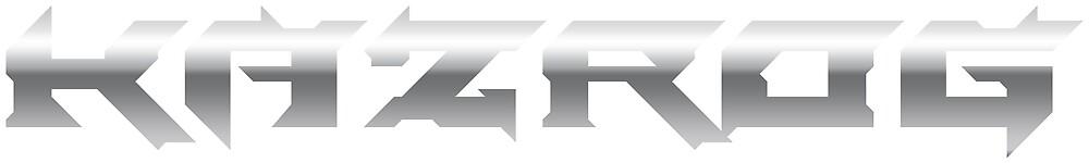 Kazrog Logo by kazrog