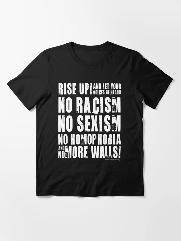 Alternate view of RISE UP! - T-Shirt Essential T-Shirt