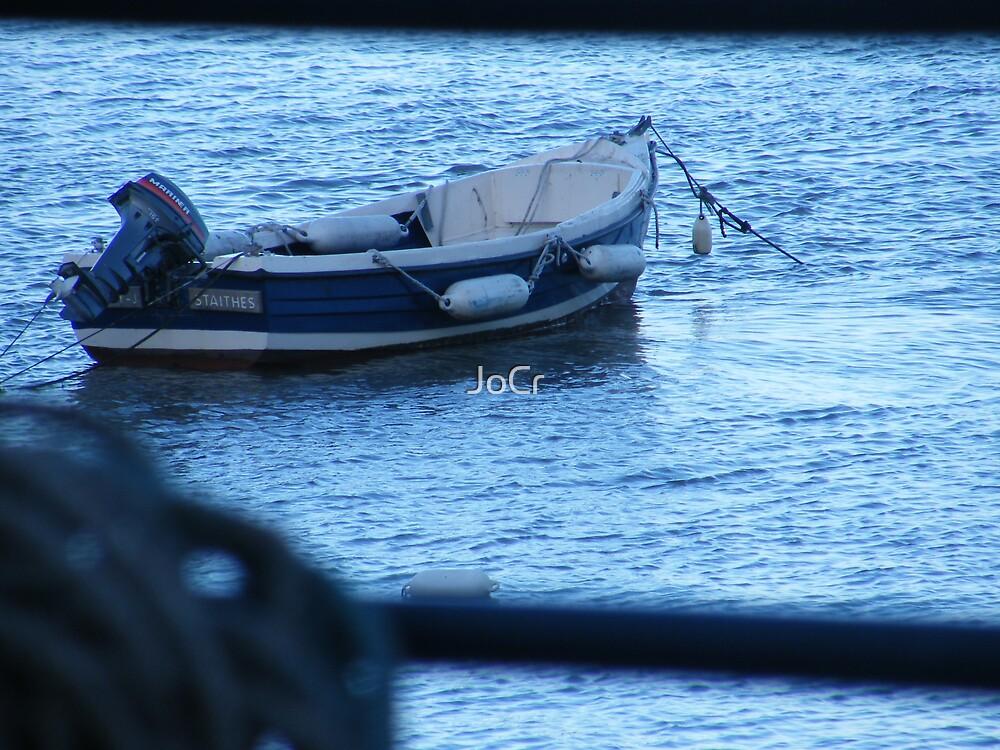 Speed boat by JoCr