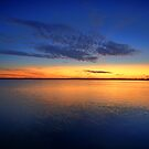 sunset colors by Qba from Poland