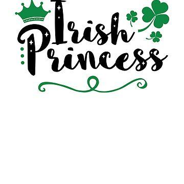 Irish Princess St. Patrick's Day  by jaygo