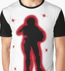 Athena Silhouette  Graphic T-Shirt