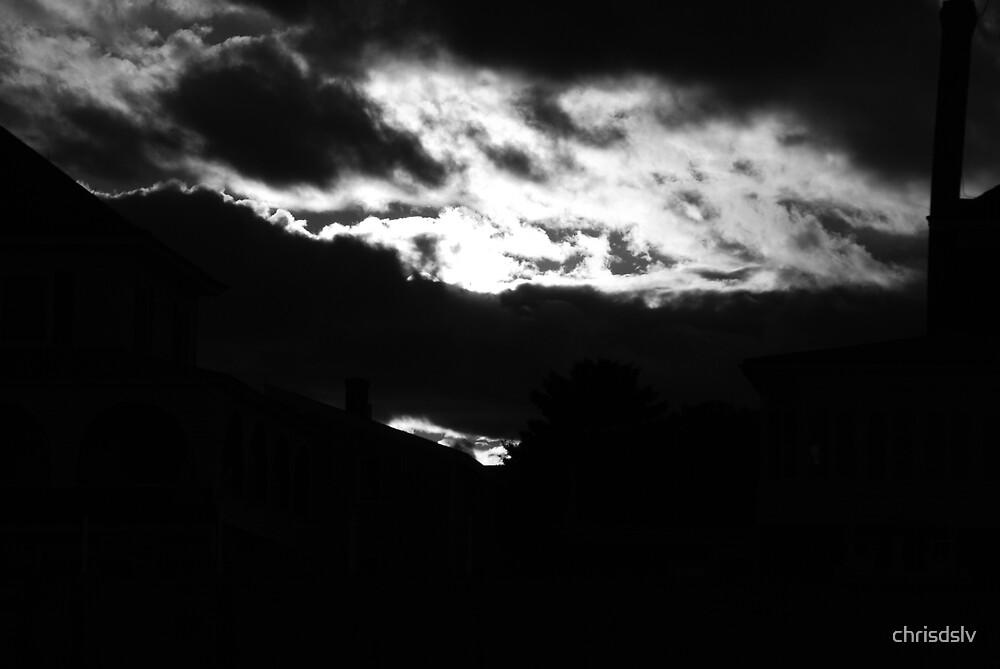 dark shadows wells beach maine by chrisdslv
