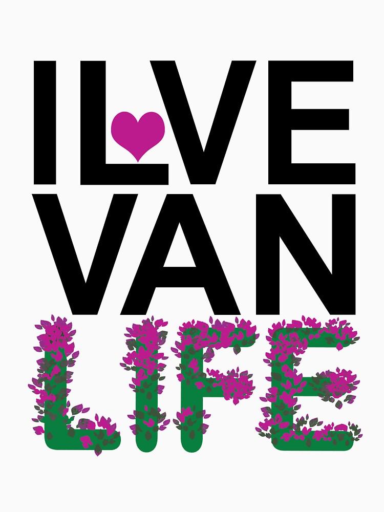 I Love Van Life by MyLovelyVan