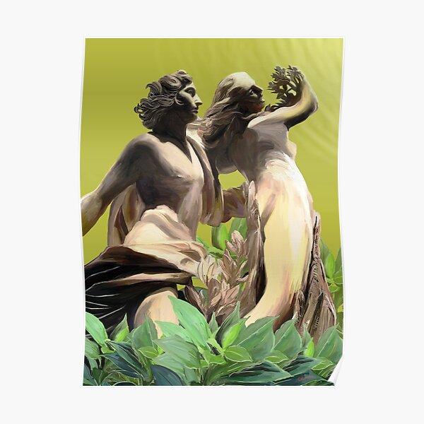 Apollo and Daphne Poster