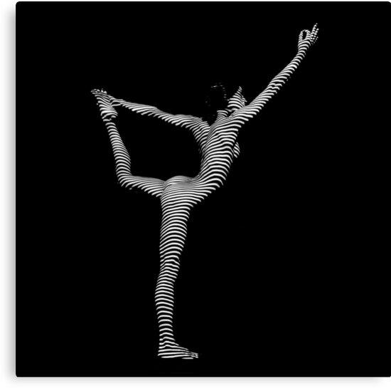Remarkable, young girl nude yoga flexible think