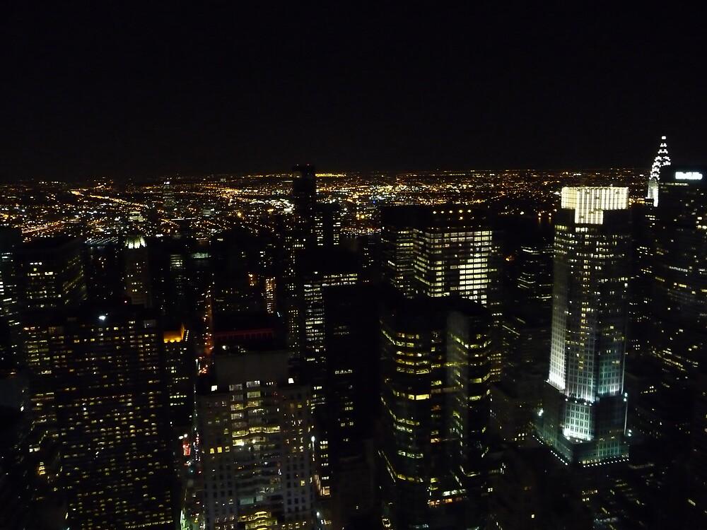 Manhattan After Dark by abryant