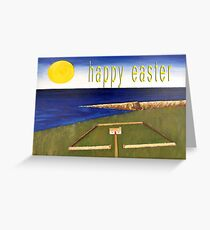 EASTER 93 Greeting Card