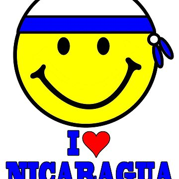 I LOVE NICARAGUA by mago