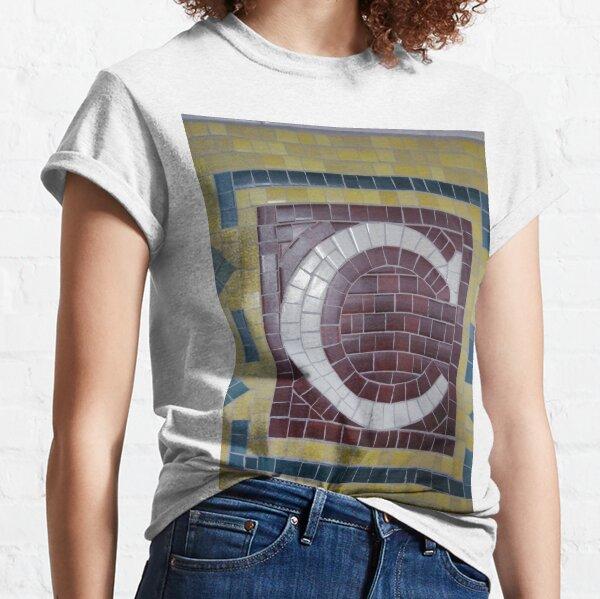 Street, City, Buildings, Photo, Day, Trees, New York, Manhattan, Brooklyn Classic T-Shirt