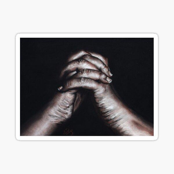 Worth Praying For Sticker
