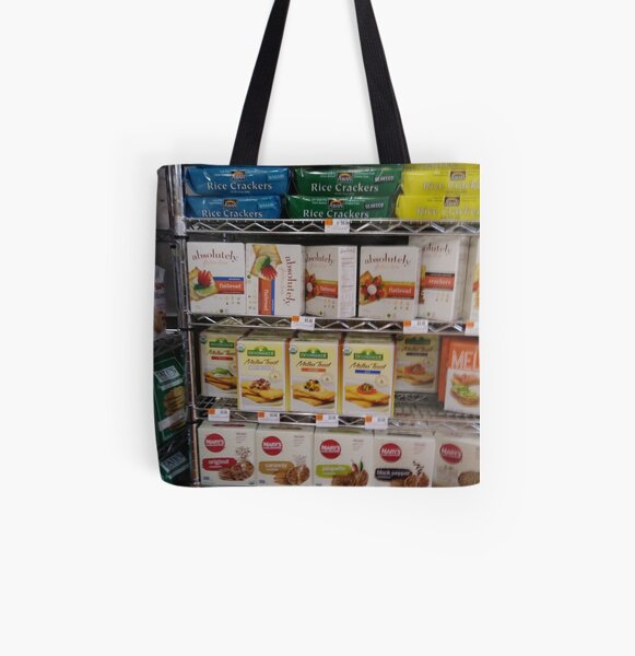 Street, City, Buildings, Photo, Day, Trees, New York, Manhattan, Brooklyn All Over Print Tote Bag