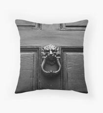 Jacob Marley Throw Pillow