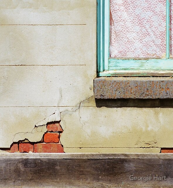 Old places are simply more interesting by Georgie Hart