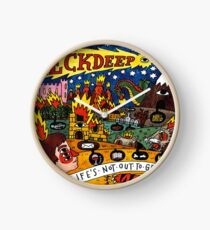 Neck Deep  Clock