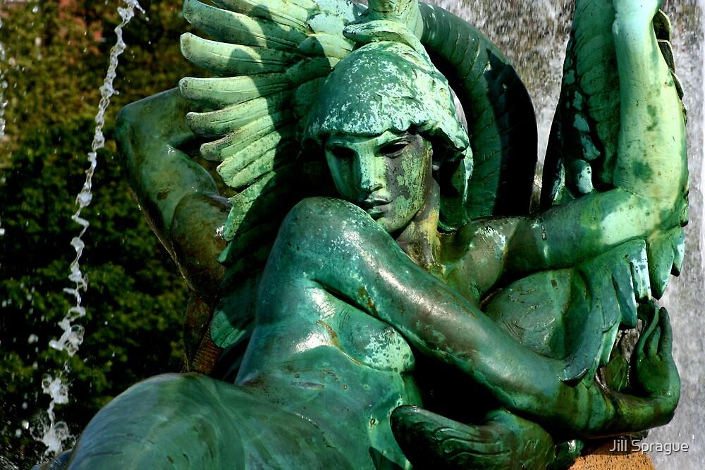 The Fountain by Jill Sprague