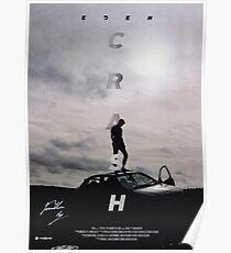 Eden Crash Produkte Poster