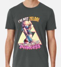 Prinzessin NICHT Zelda Premium T-Shirt