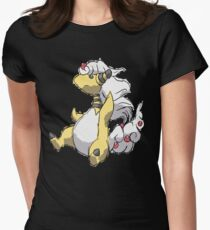 Ben's Mega Ampharos Women's Fitted T-Shirt