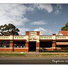 Savoia Hotel - Hepburn Springs by Craig Holloway