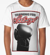 Training for Victory! Long T-Shirt